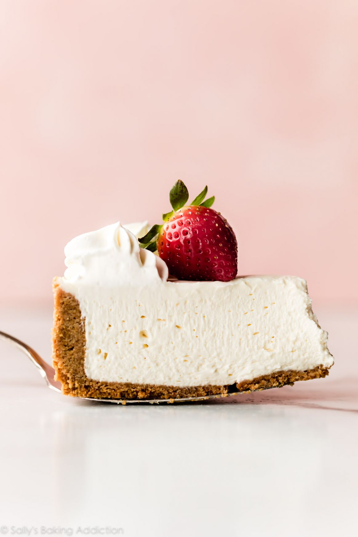No-Bake Cheesecake - Dessert Recipes Cheesecake