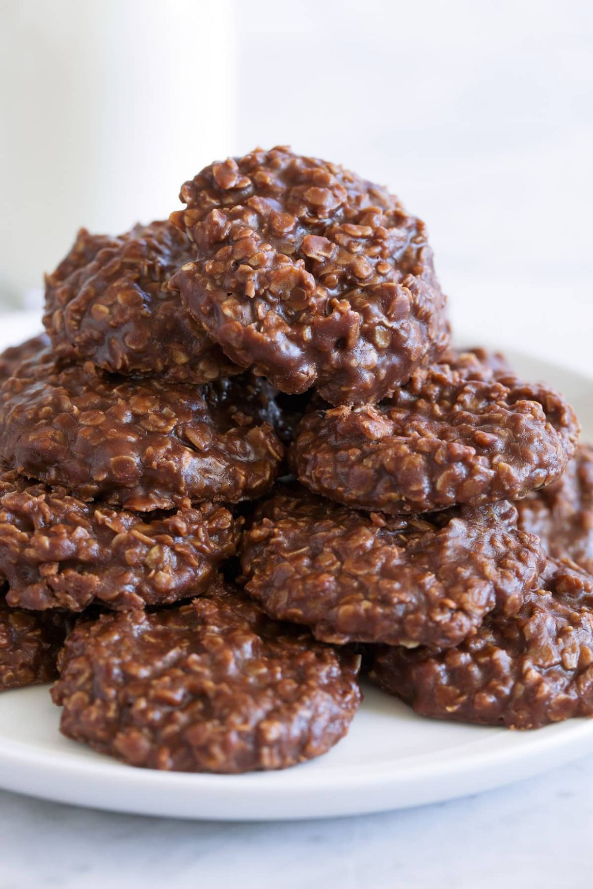 No Bake Cookies Perfect Every Time! - Cooking Classy - Recipe Chocolate No Bake Oatmeal Cookies