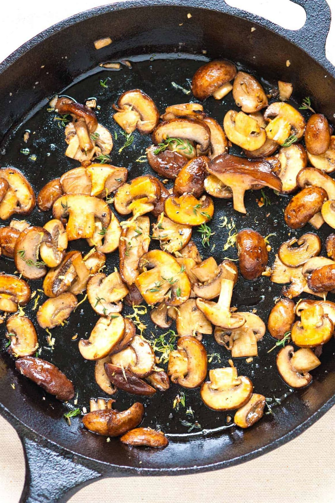 No-Fail Method for How to Cook Mushrooms - Recipes Cooking Mushrooms