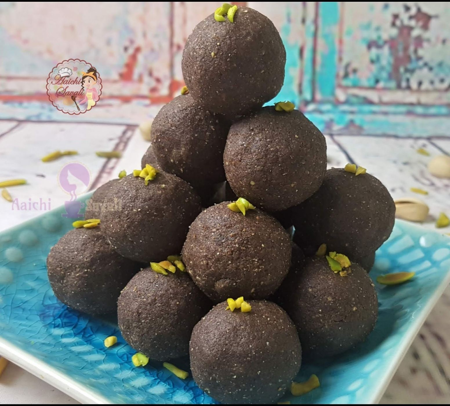 No Sugar Recipe: Healthy Finger Millets (Ragi ) Ladoos for Weight ...
