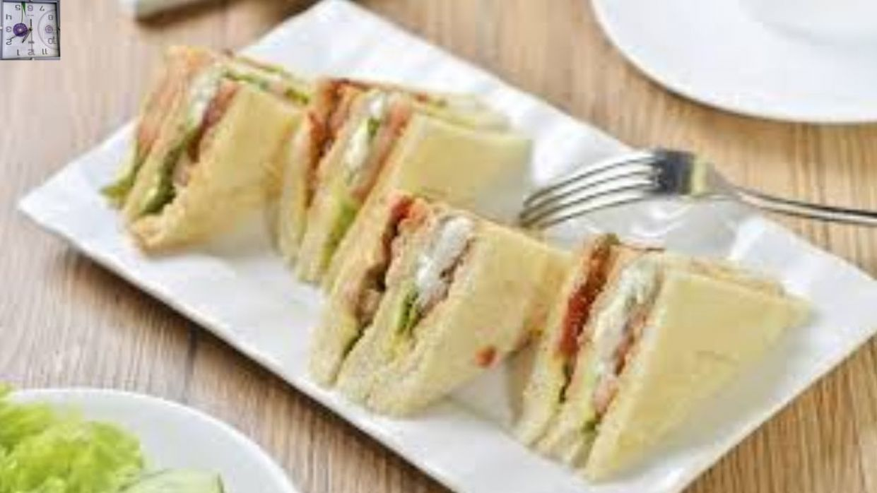 Non veg sandwiches/egg san. recipe/without toaster at home in ..