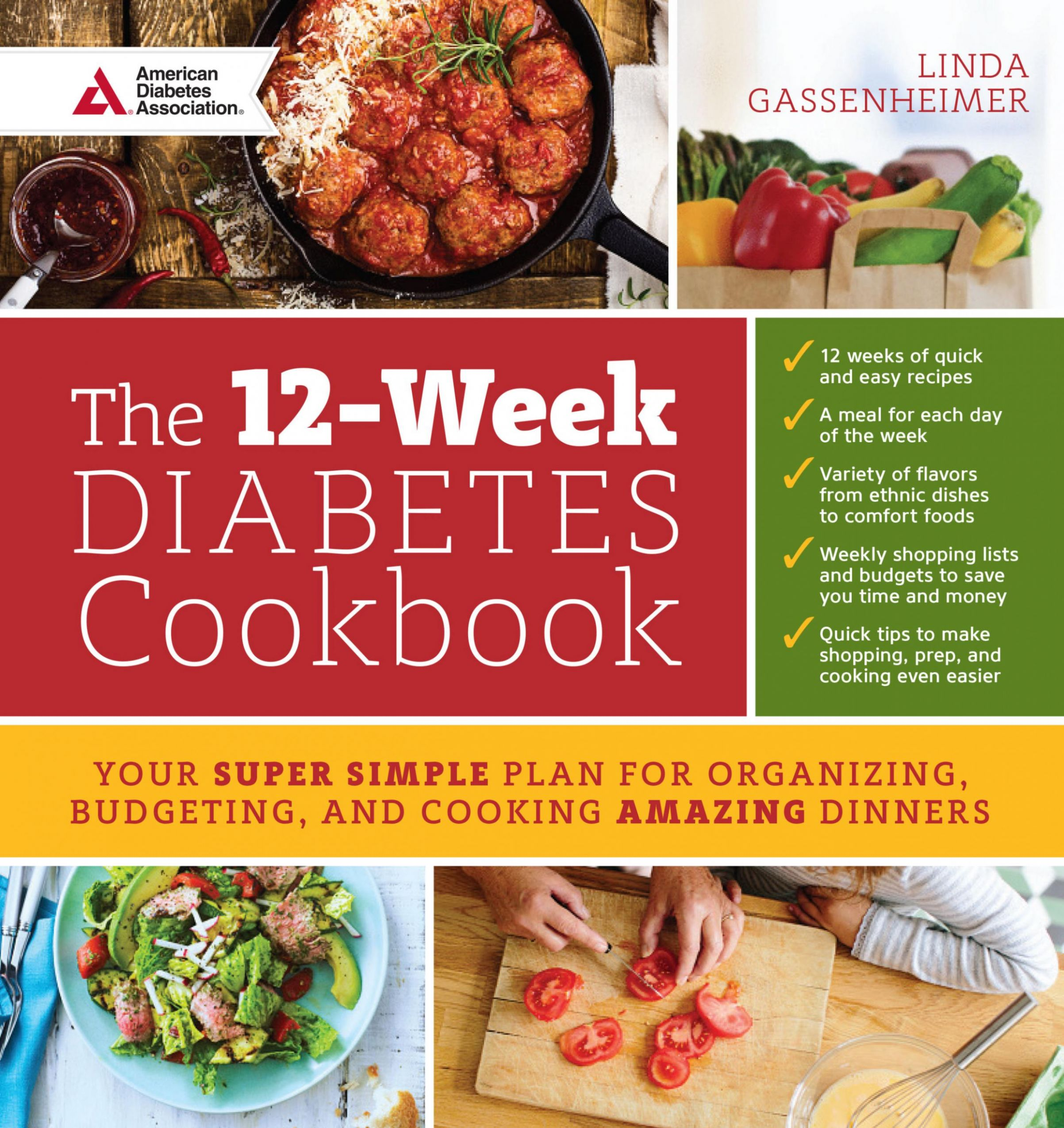 Nutrition Overview | ADA - Dinner Recipes Diabetics Type 2