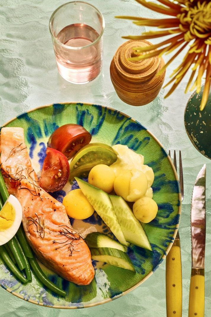 NYT Cooking: While this salmon dish evokes pure summer in ..