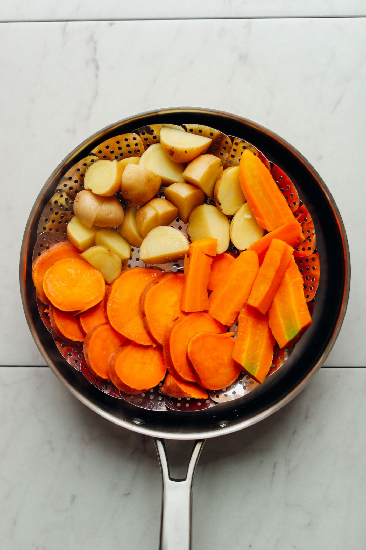 Oil-Free Roasted Vegetables - Vegetable Recipes Without Oil