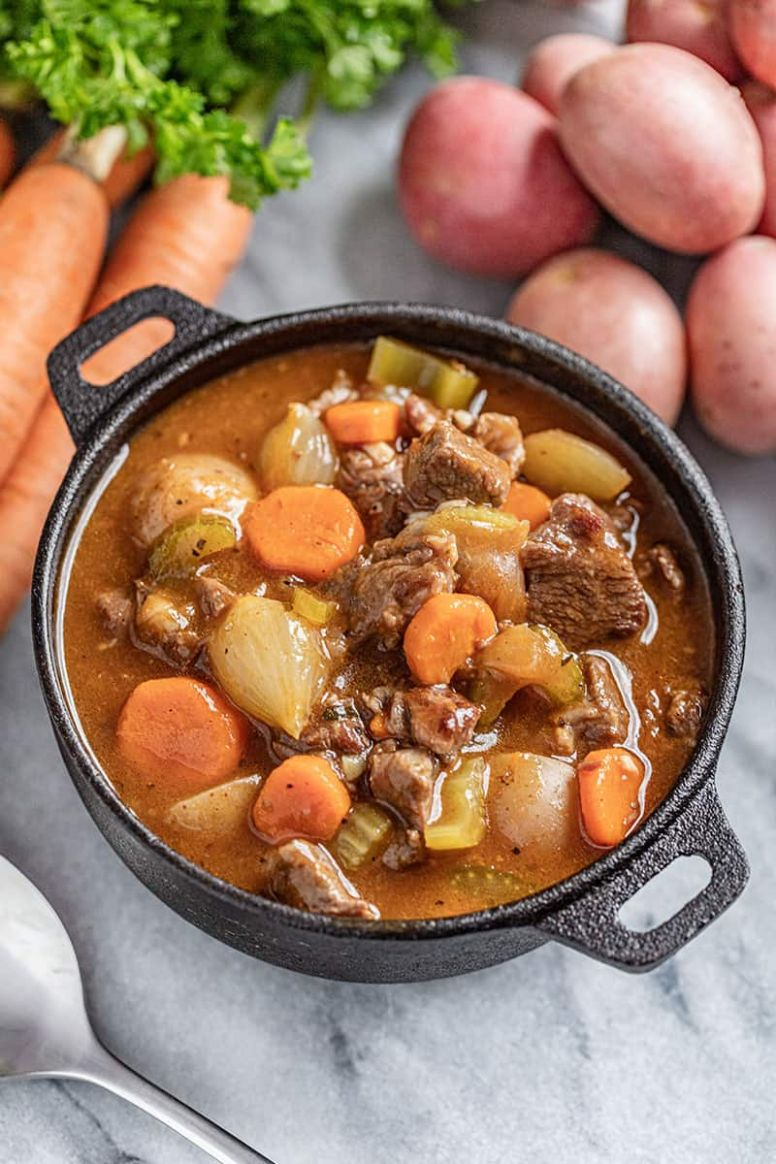 Old Fashioned Beef Stew - Recipes Beef Stew