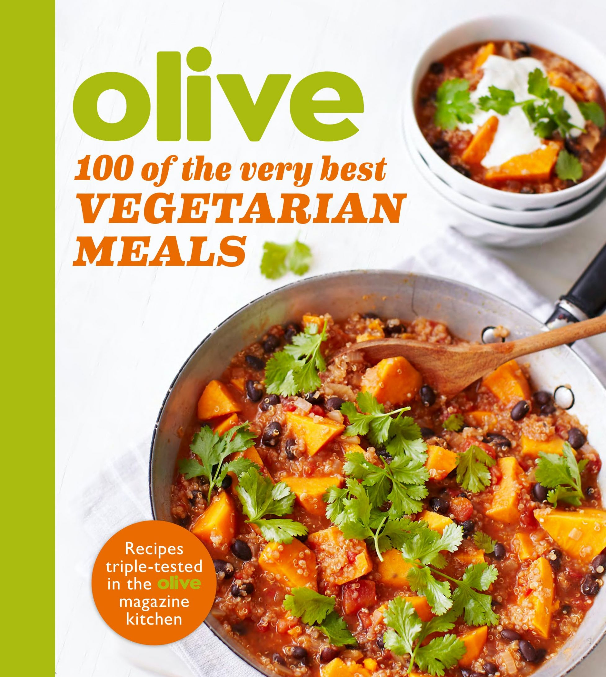Olive: 11 of the Very Best Vegetarian Meals by Magazine Olive ...