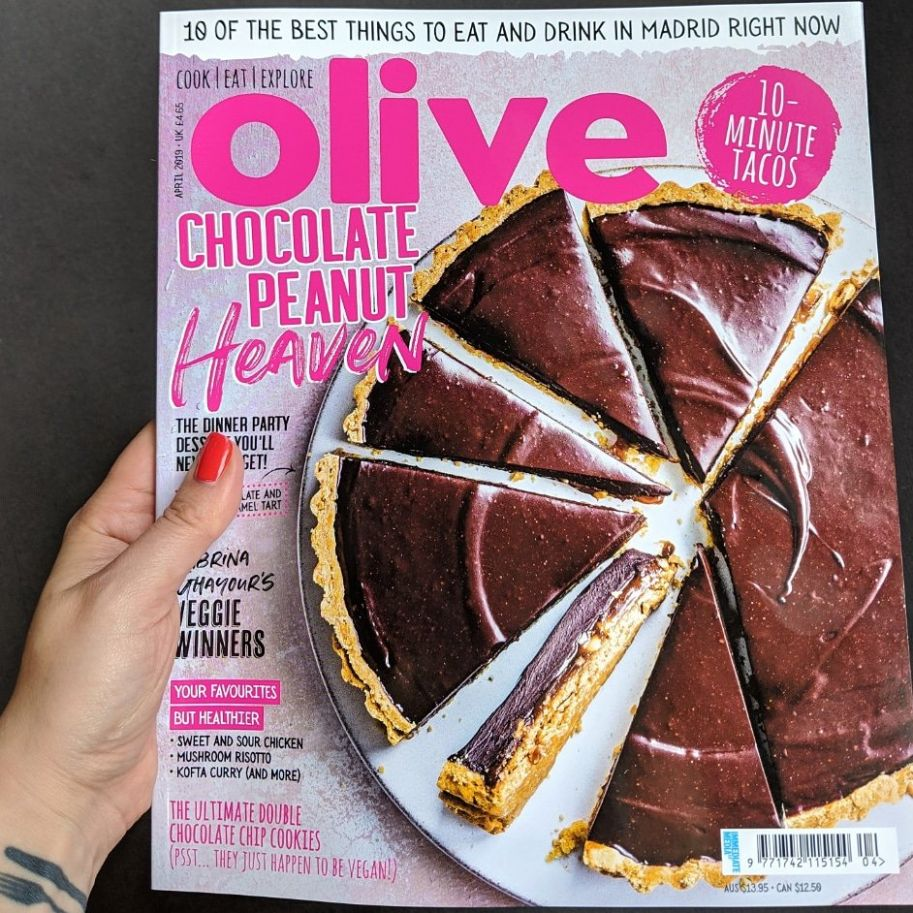 """olive magazine on Twitter: """"Have you picked up a copy of the new ..."""