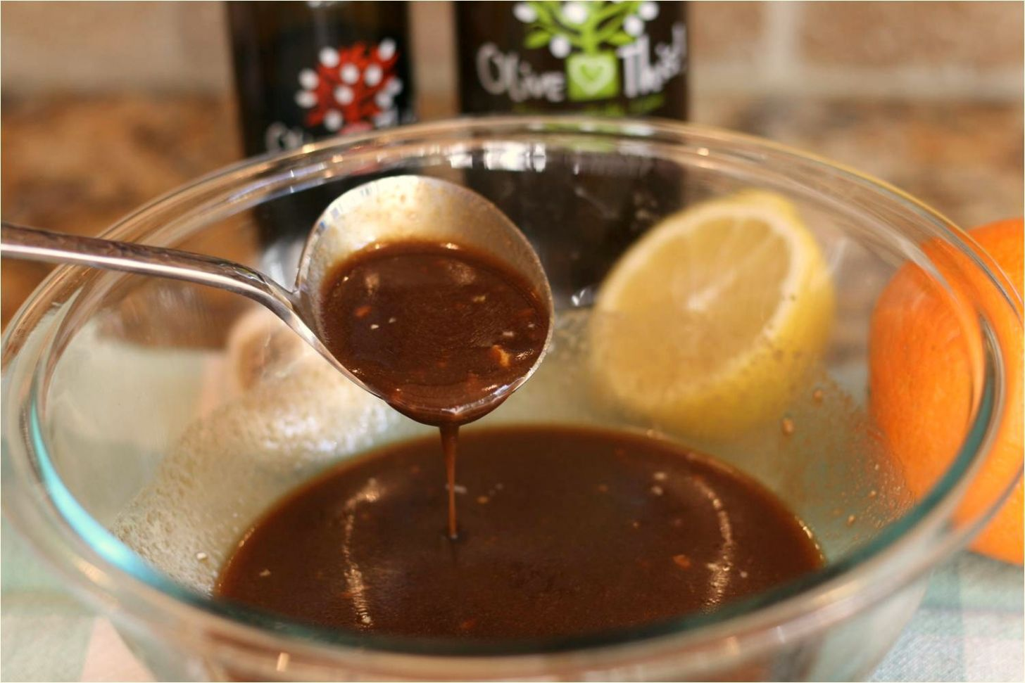 Olive This! - Recipe: Blood Orange Olive Oil and Dark Chocolate ...