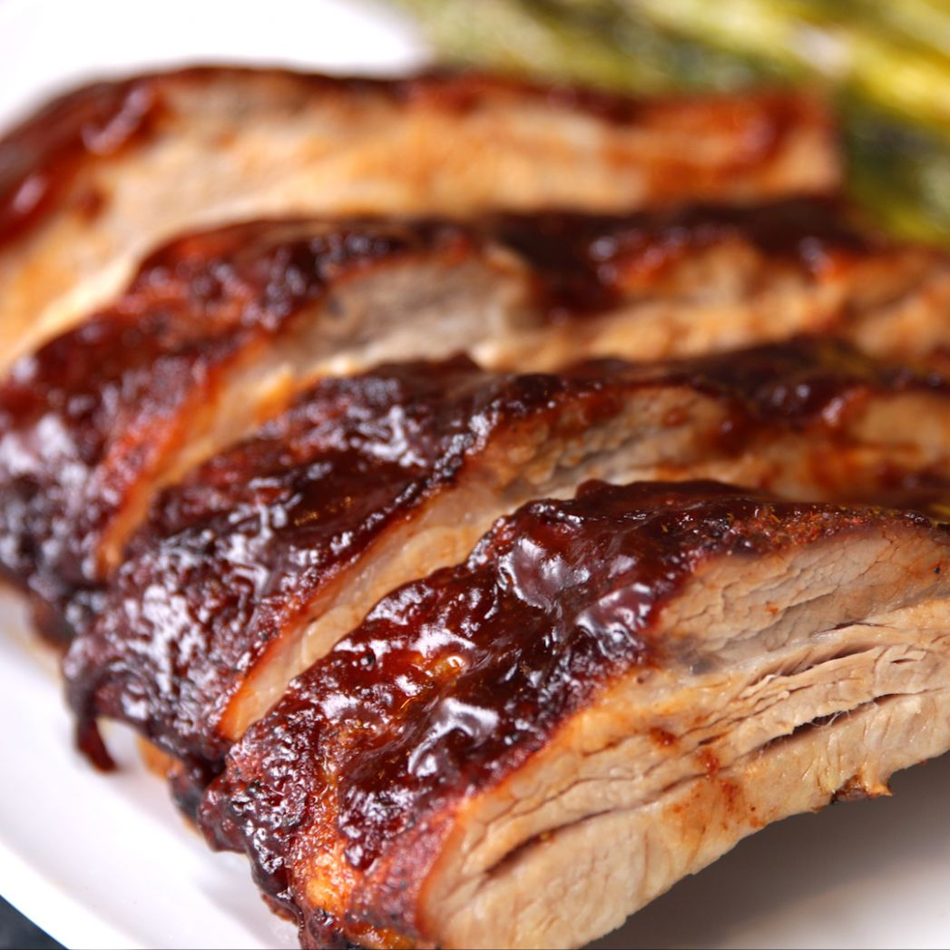 One-Pan Baby Back Ribs Recipe by Tasty