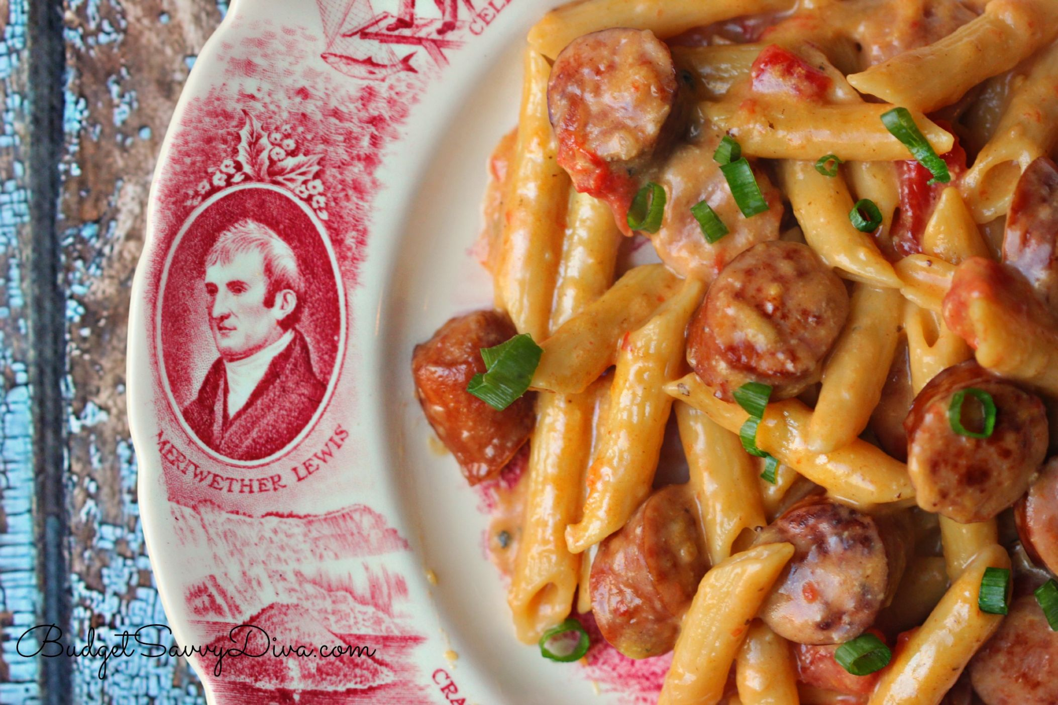 One Pan Cheesy Smoked Sausage & Pasta Recipe - Budget Savvy Diva - Recipes With Summer Sausage