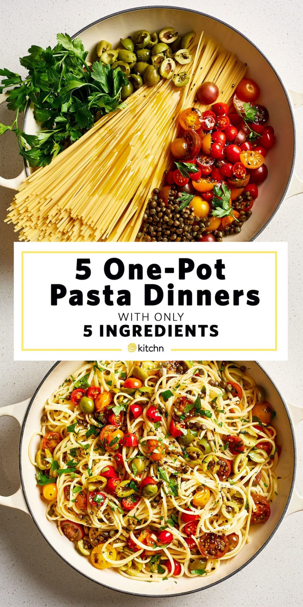 One-Pot Pasta Recipes - Easy Pot Pasta Meal Ideas | Kitchn - Easy Recipes One Pot