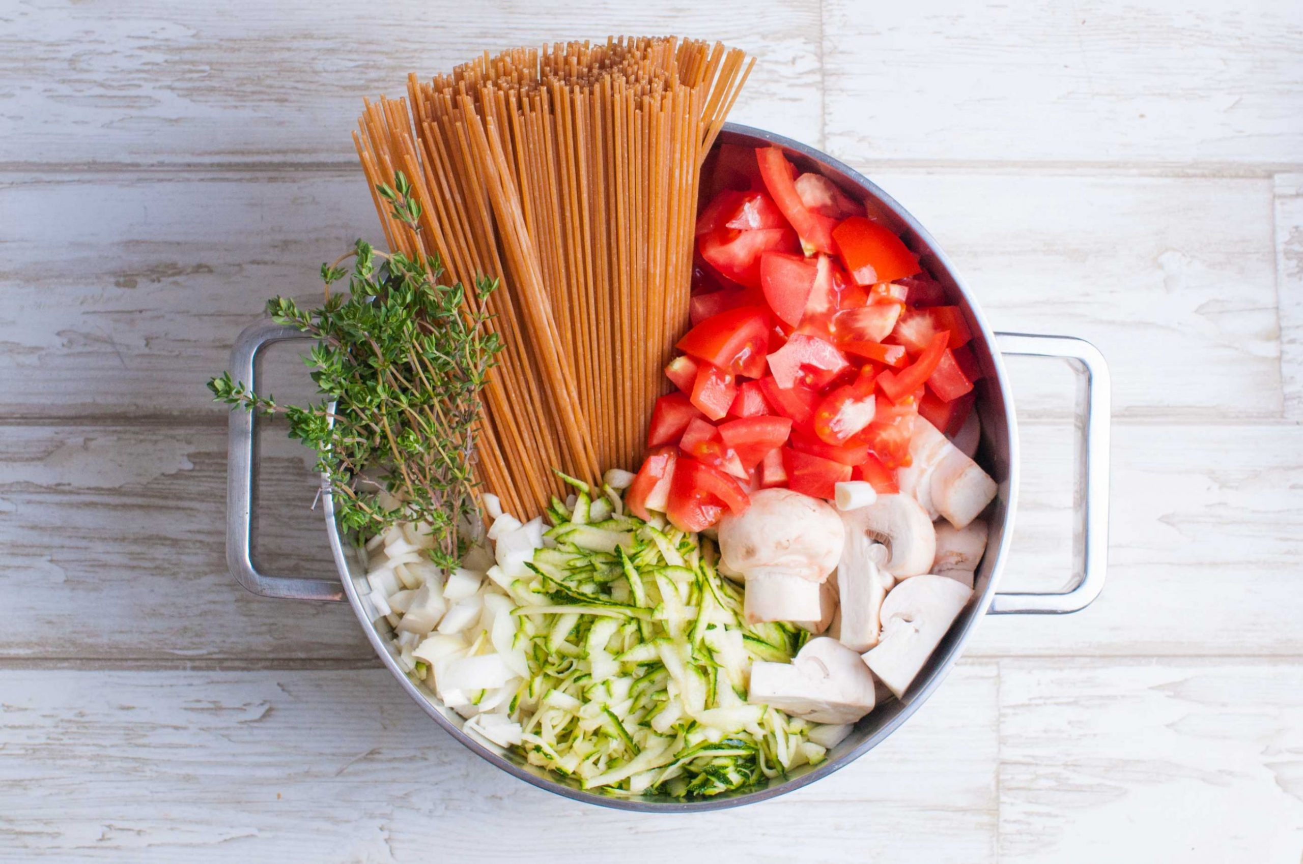 One pot pasta with chicken mince and bacon - Recipes Chicken Mince