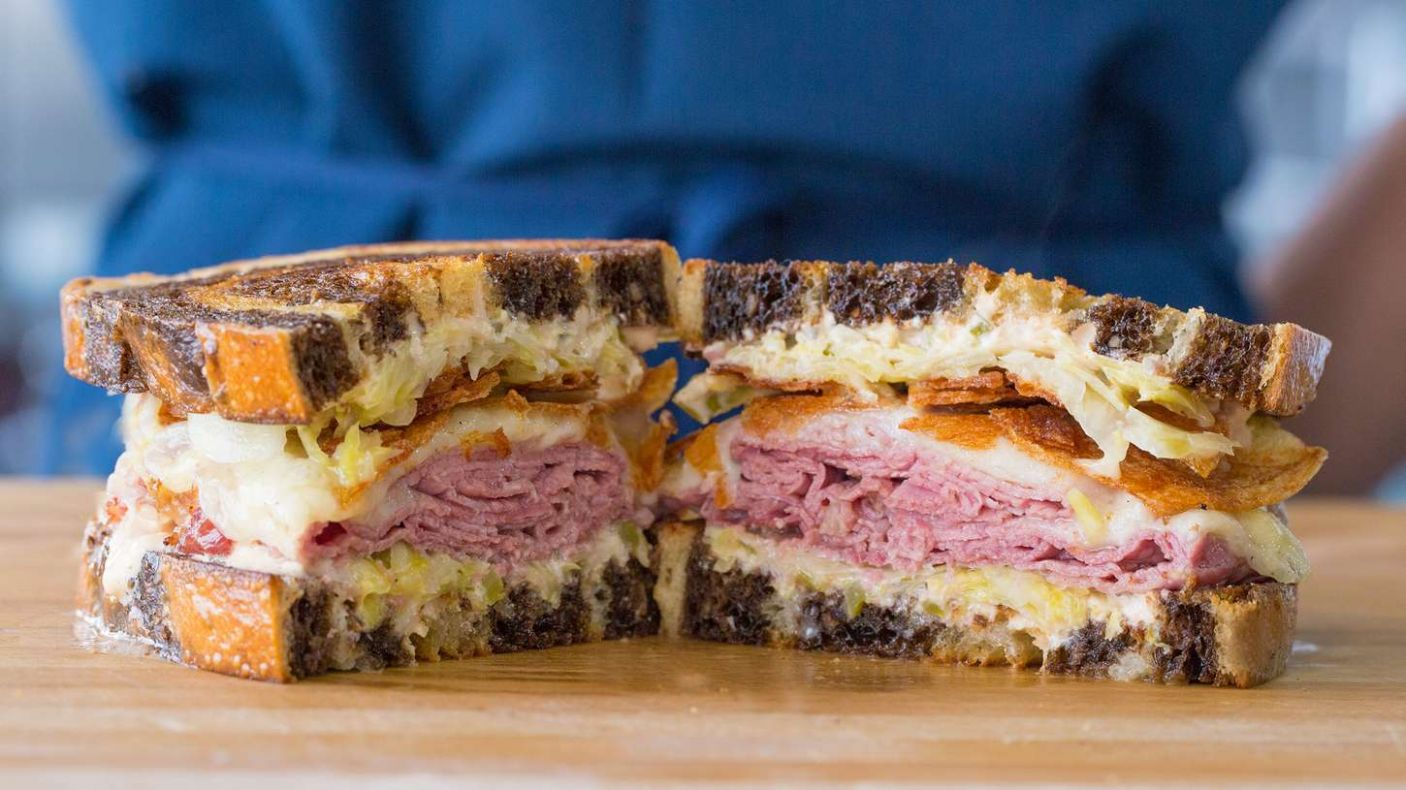 One Reuben to Rule Them All | ChefSteps - All Recipes Reuben Sandwich