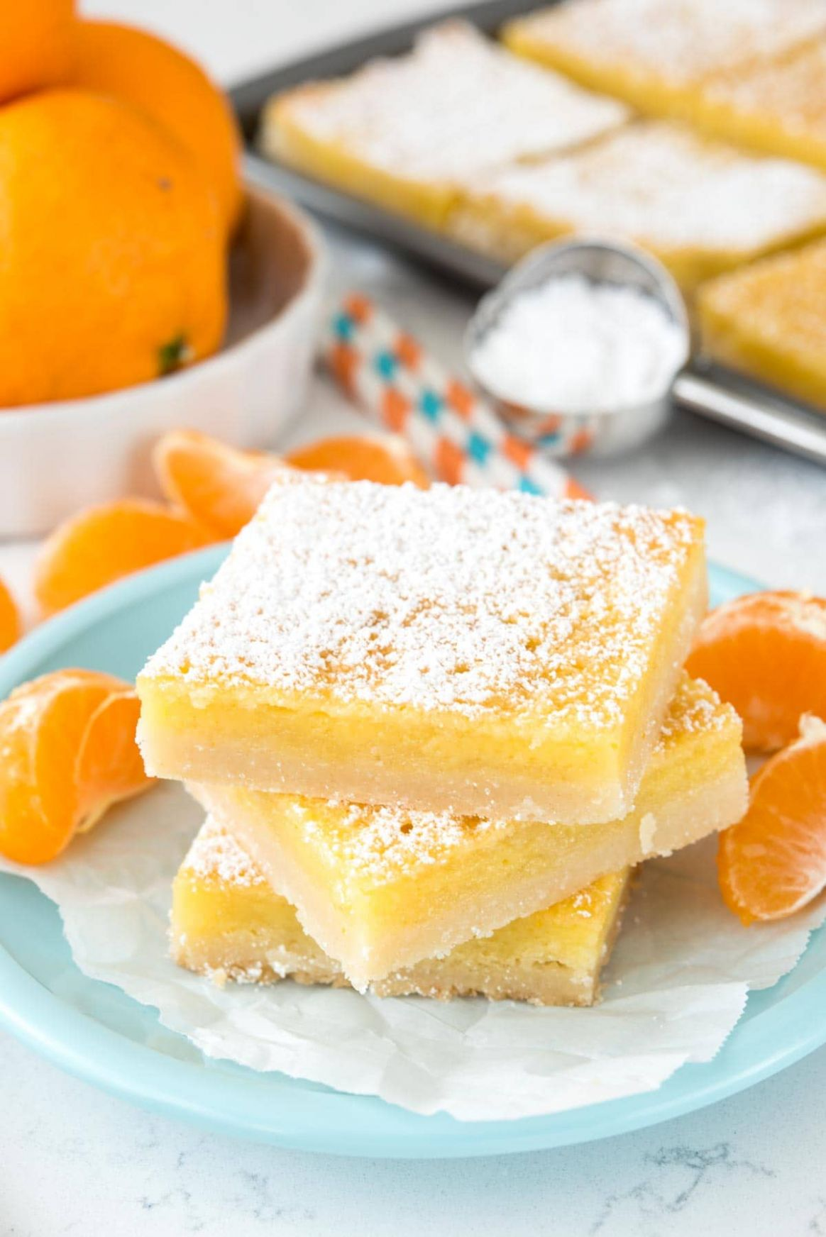 Orange Dream Bars - Crazy for Crust