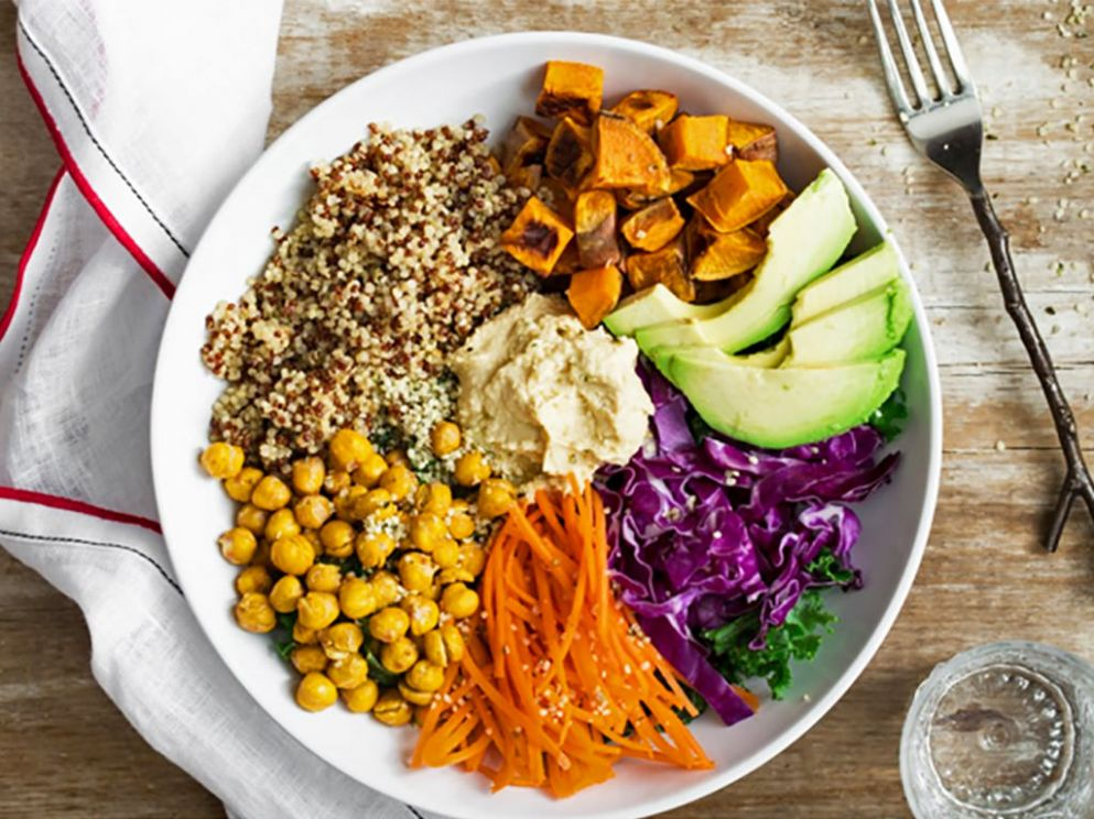 Our 12 Favourite Veggie Bowl Recipes From The Best Healthy Food Blogs - Healthy Recipes Vegetarian Blog