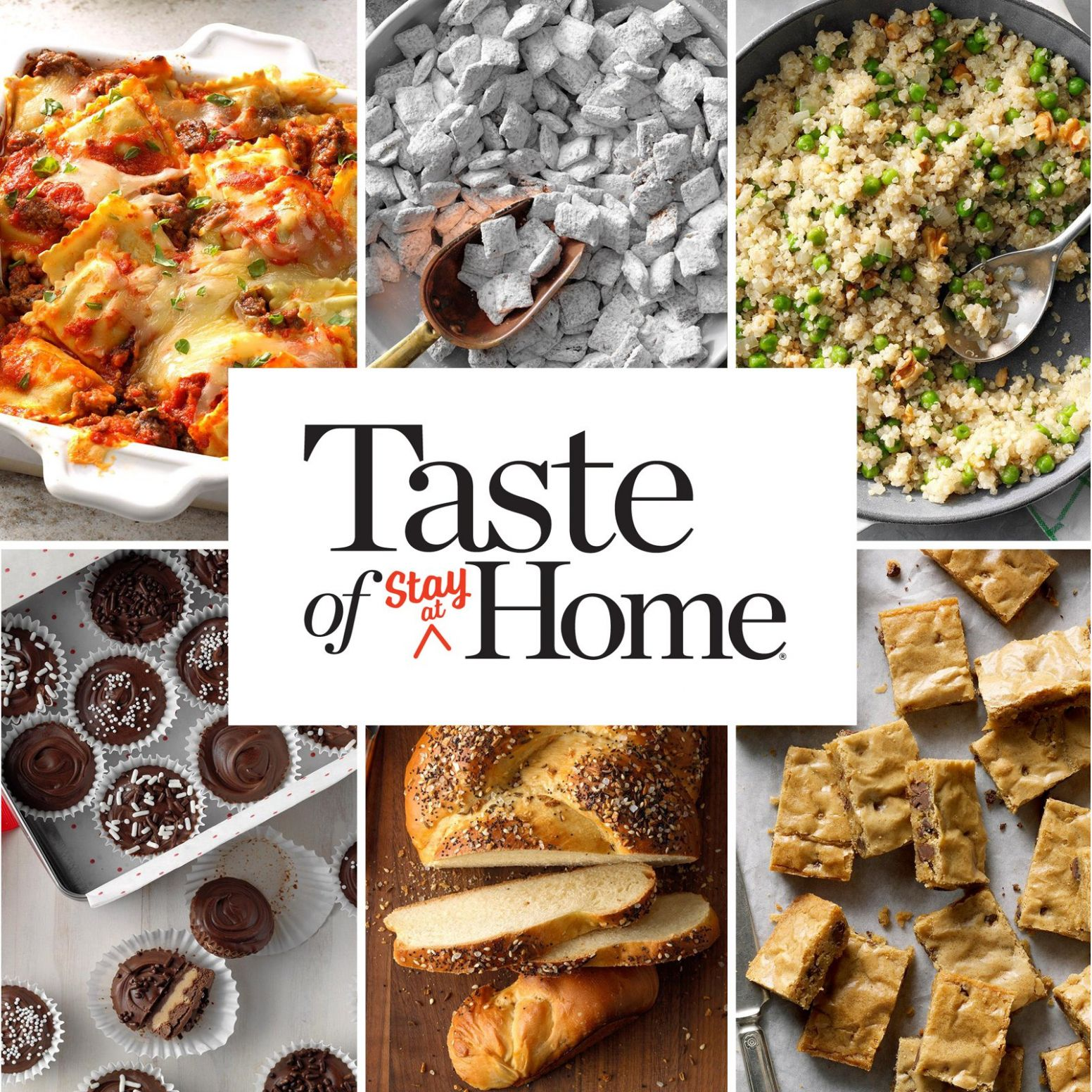 Our 9 Favorite Stay-at-Home Recipes | Taste of Home - Food Recipes At Home