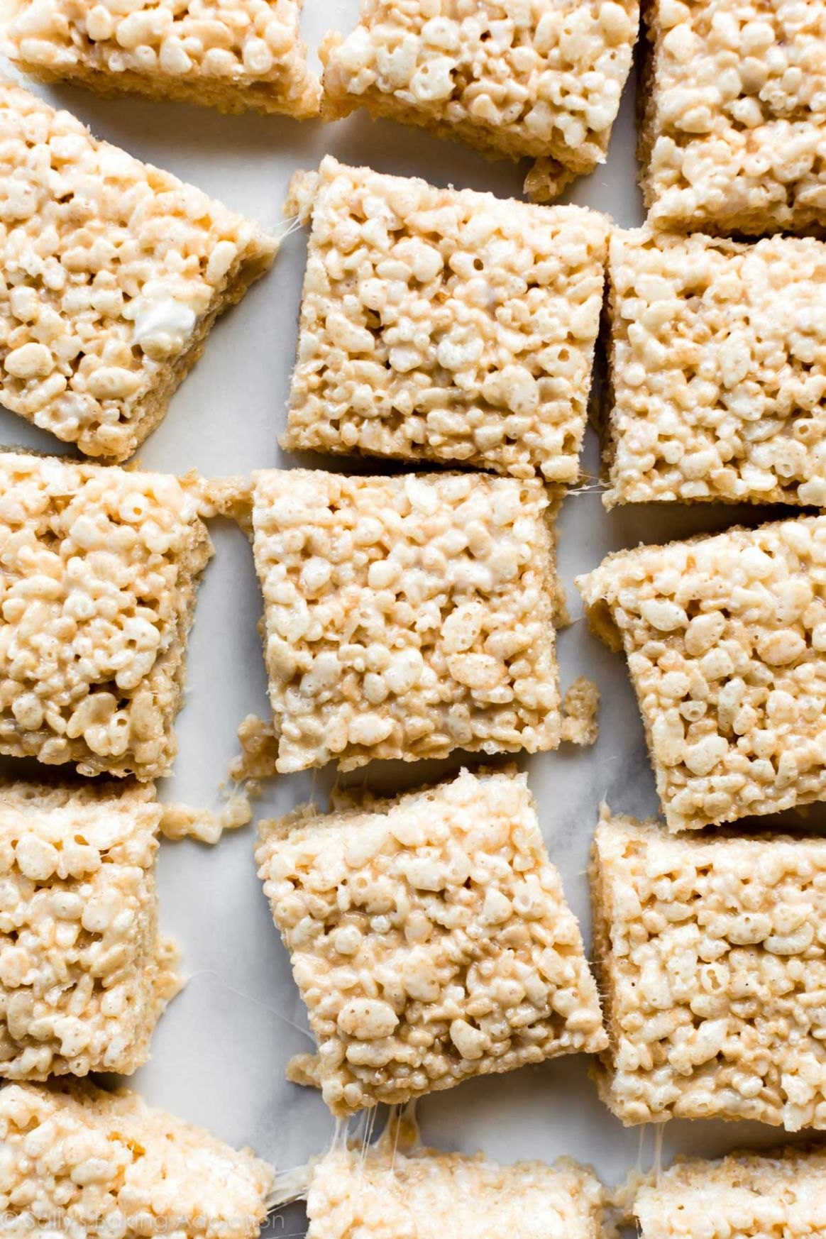Our Favorite Rice Krispie Treats - Recipes Rice Krispies Squares