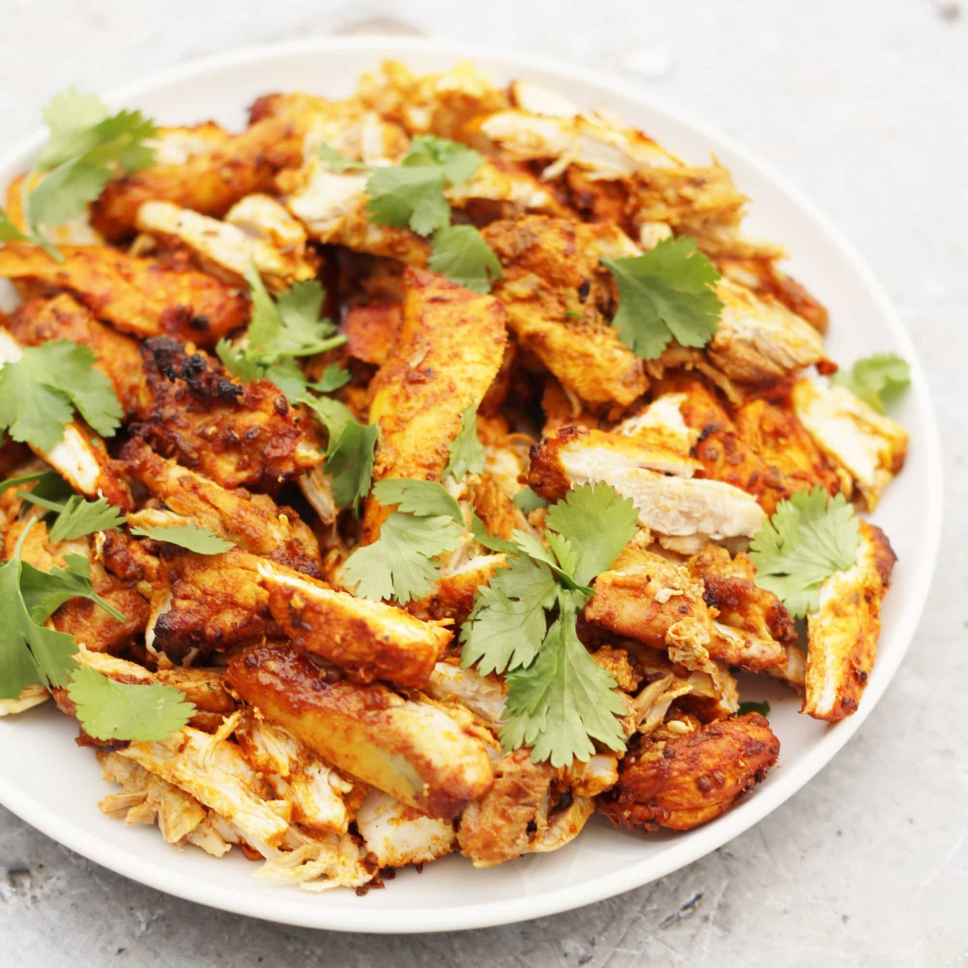 Oven Baked Chicken Shawarma with Garlic Sauce - Recipes Chicken Mini Fillets