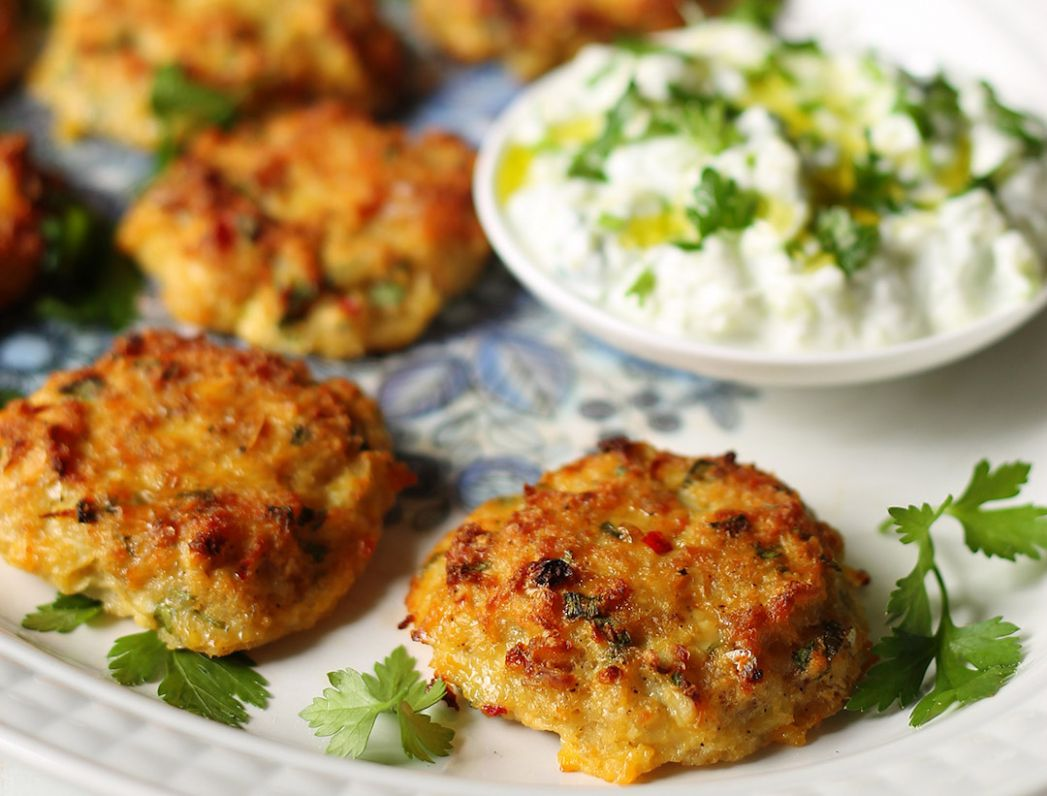 Oven Baked Healthier Fish Cakes - Recipes Fish Patties
