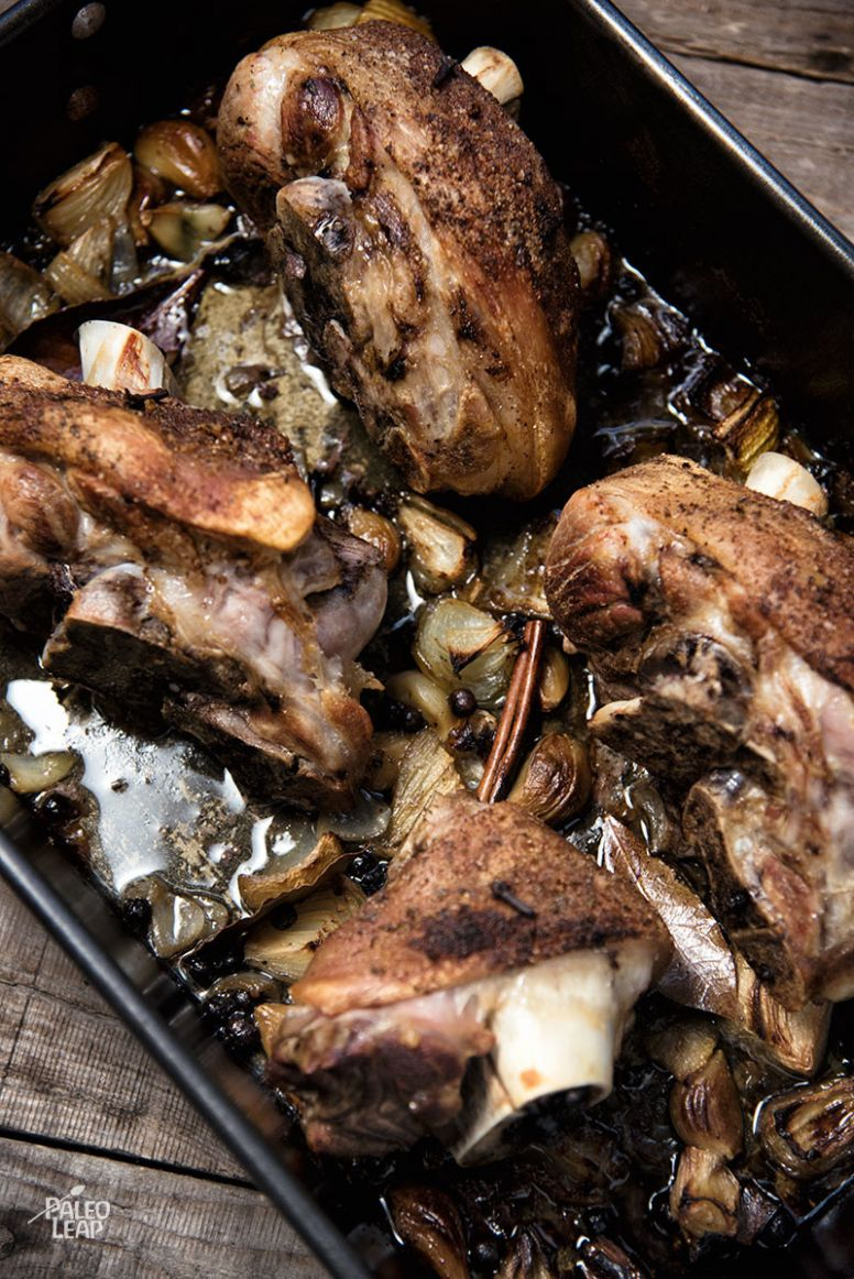 Oven Roasted Pork Hocks Recipe - Recipe Pork Hock Roast