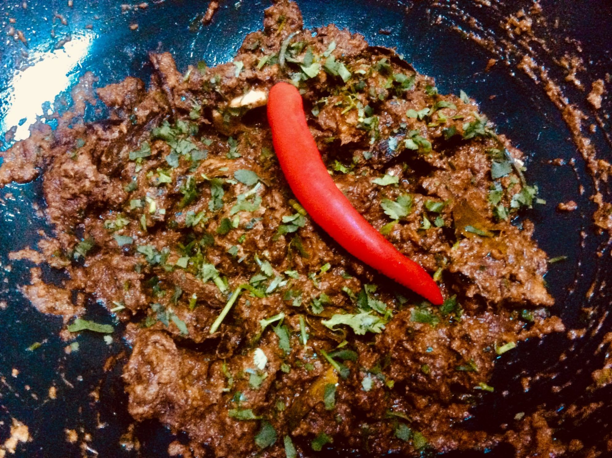 Pakistani Beef Bhuna - Beef Recipes Desi