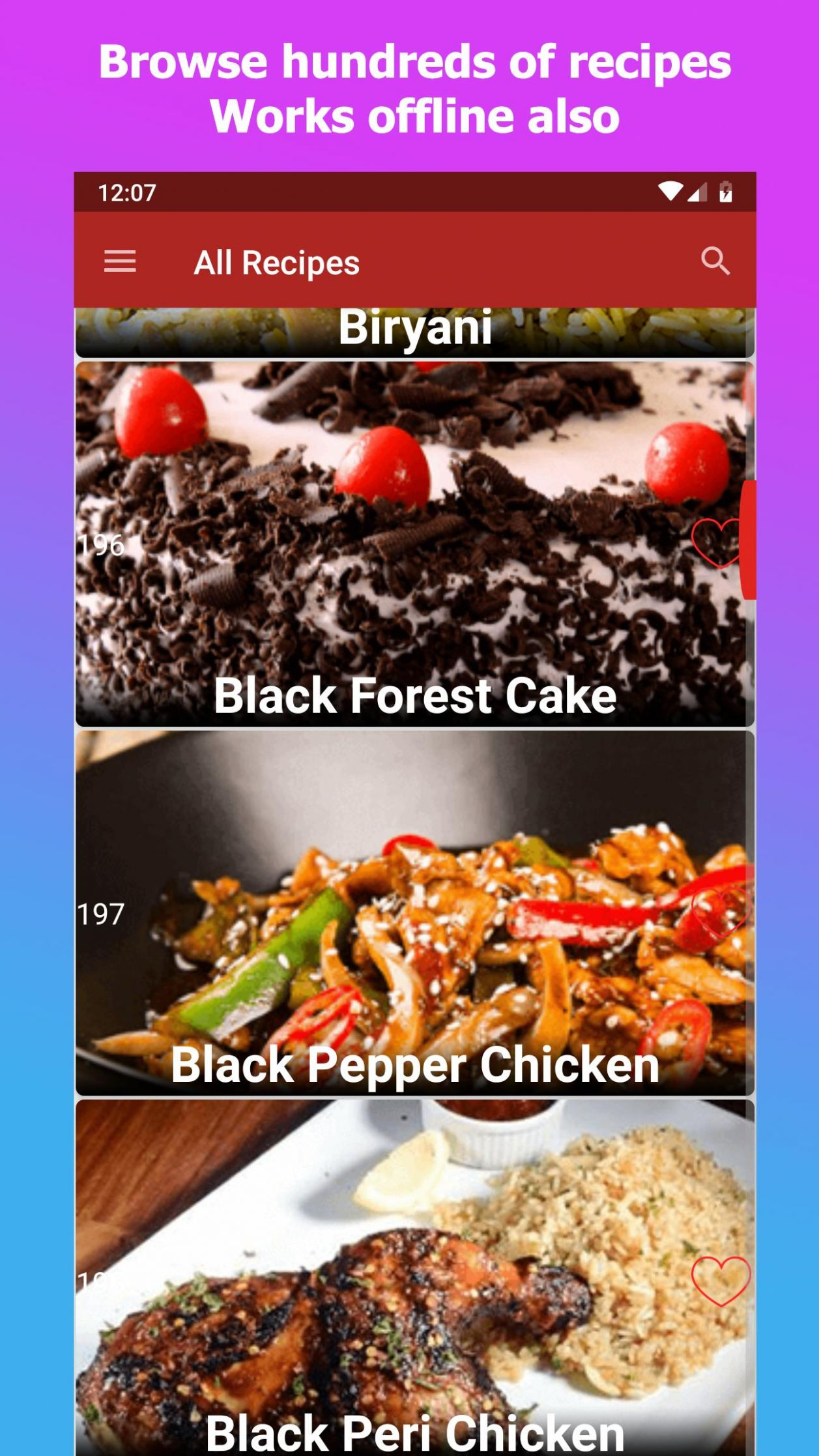 Pakistani Recipes in Urdu اردو for Android - APK Download - Urdu Recipes App