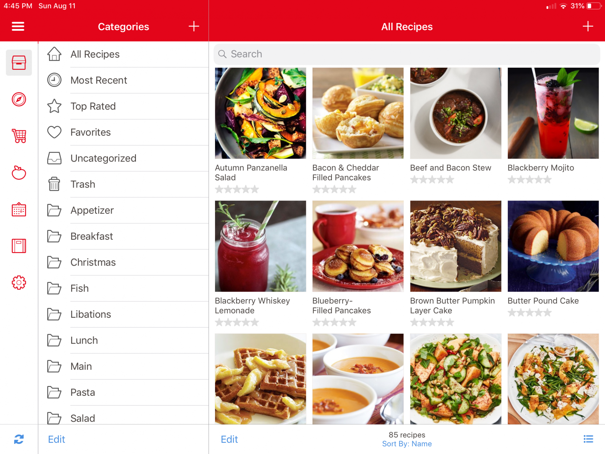 Paprika App for Recipe Organization, Grocery List and Meal ...