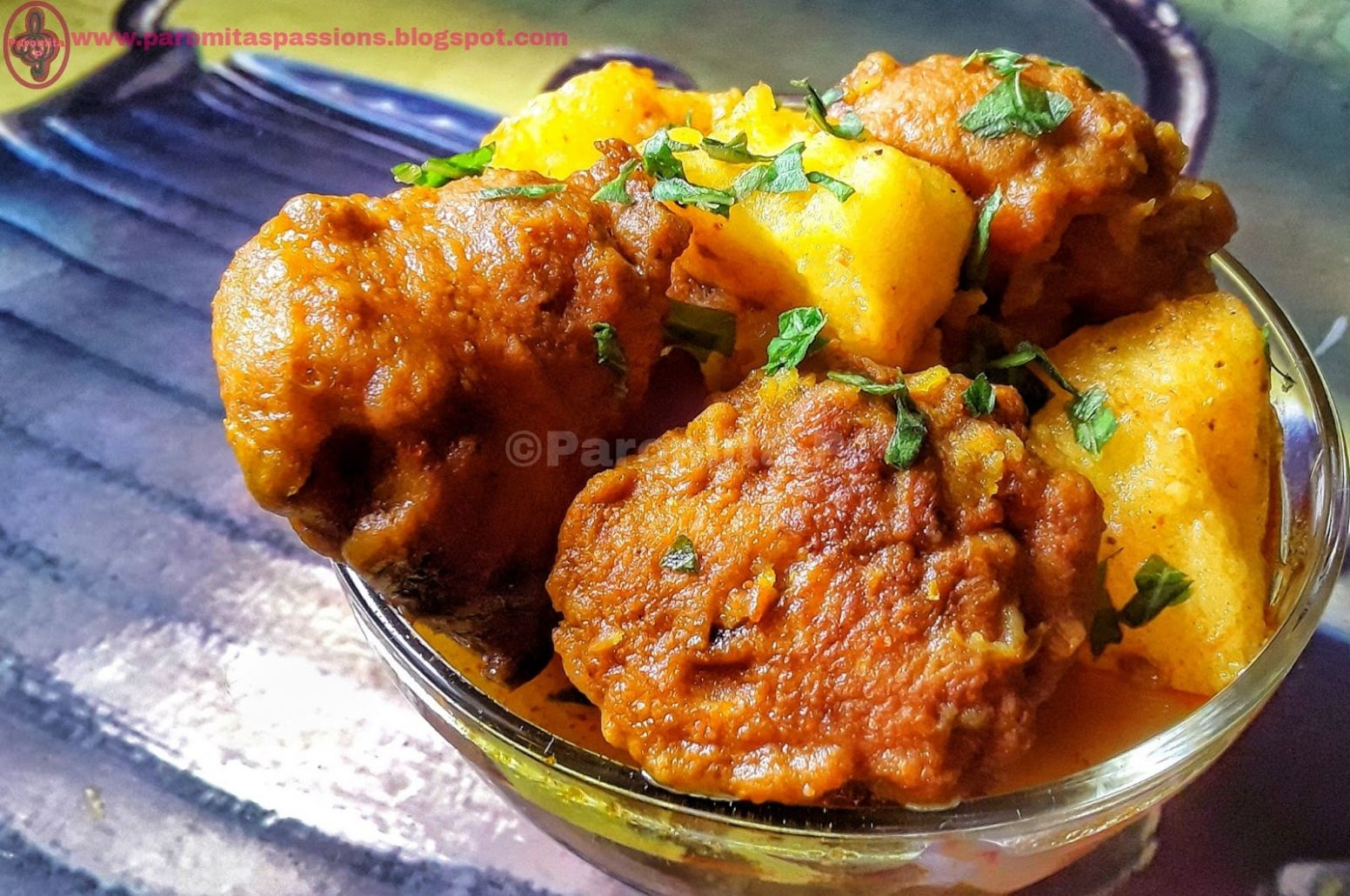 Paromita Pramanick: Rohu Fish Eggs Curry