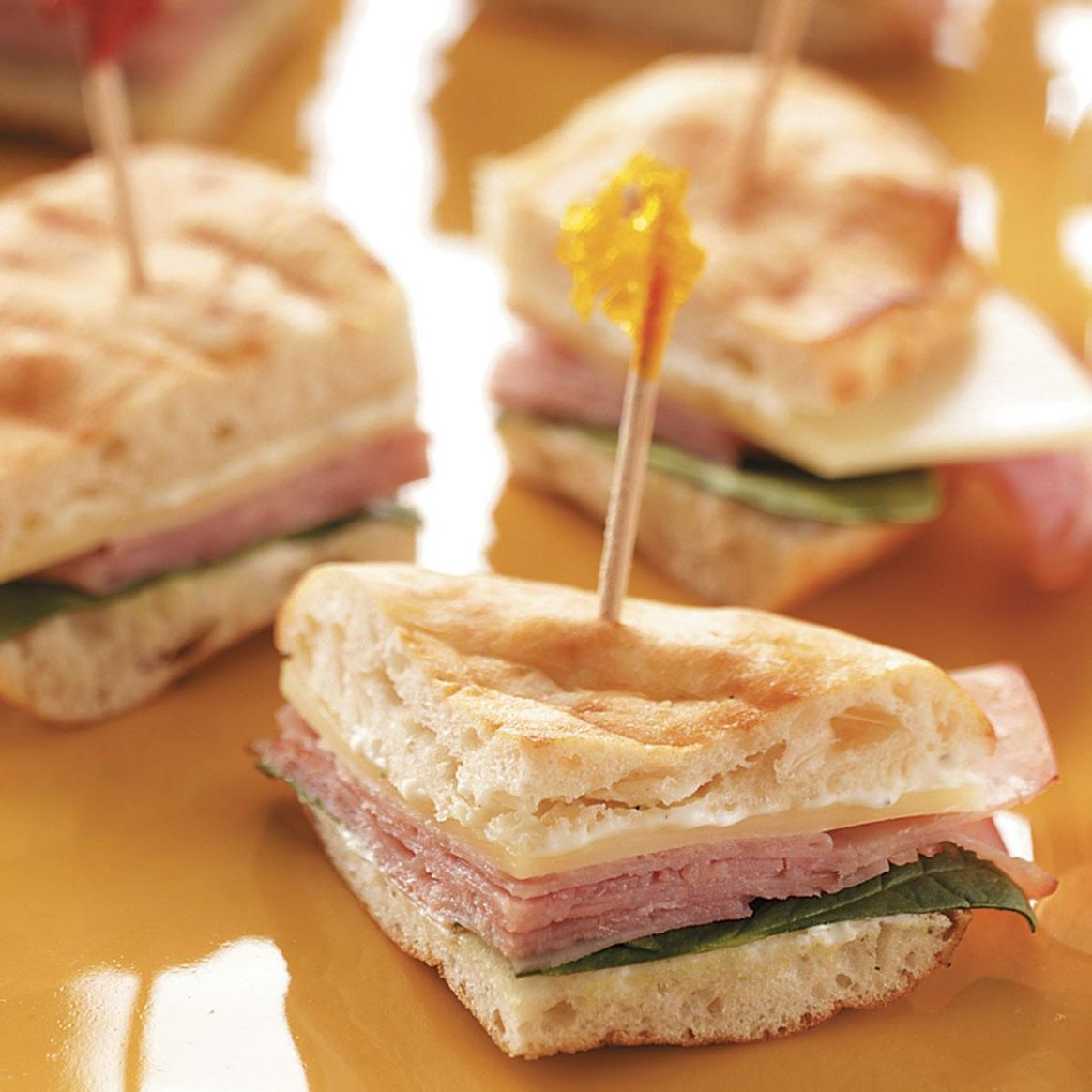 Party Pitas - Sandwich Recipes Taste Of Home