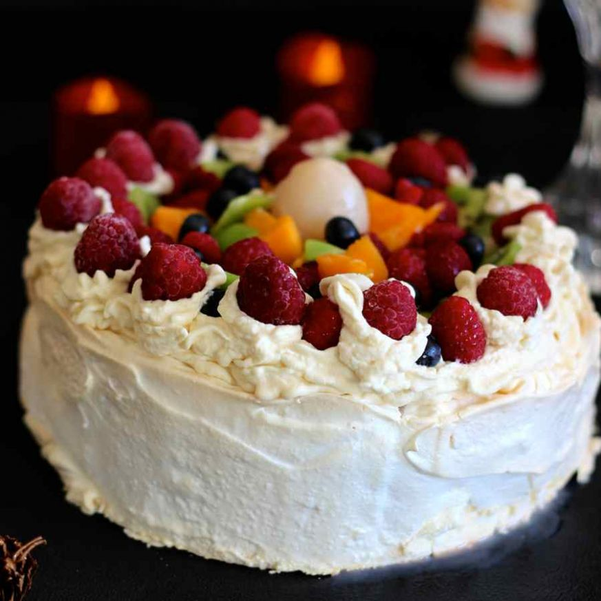 Pavlova - Dessert Recipes New Zealand