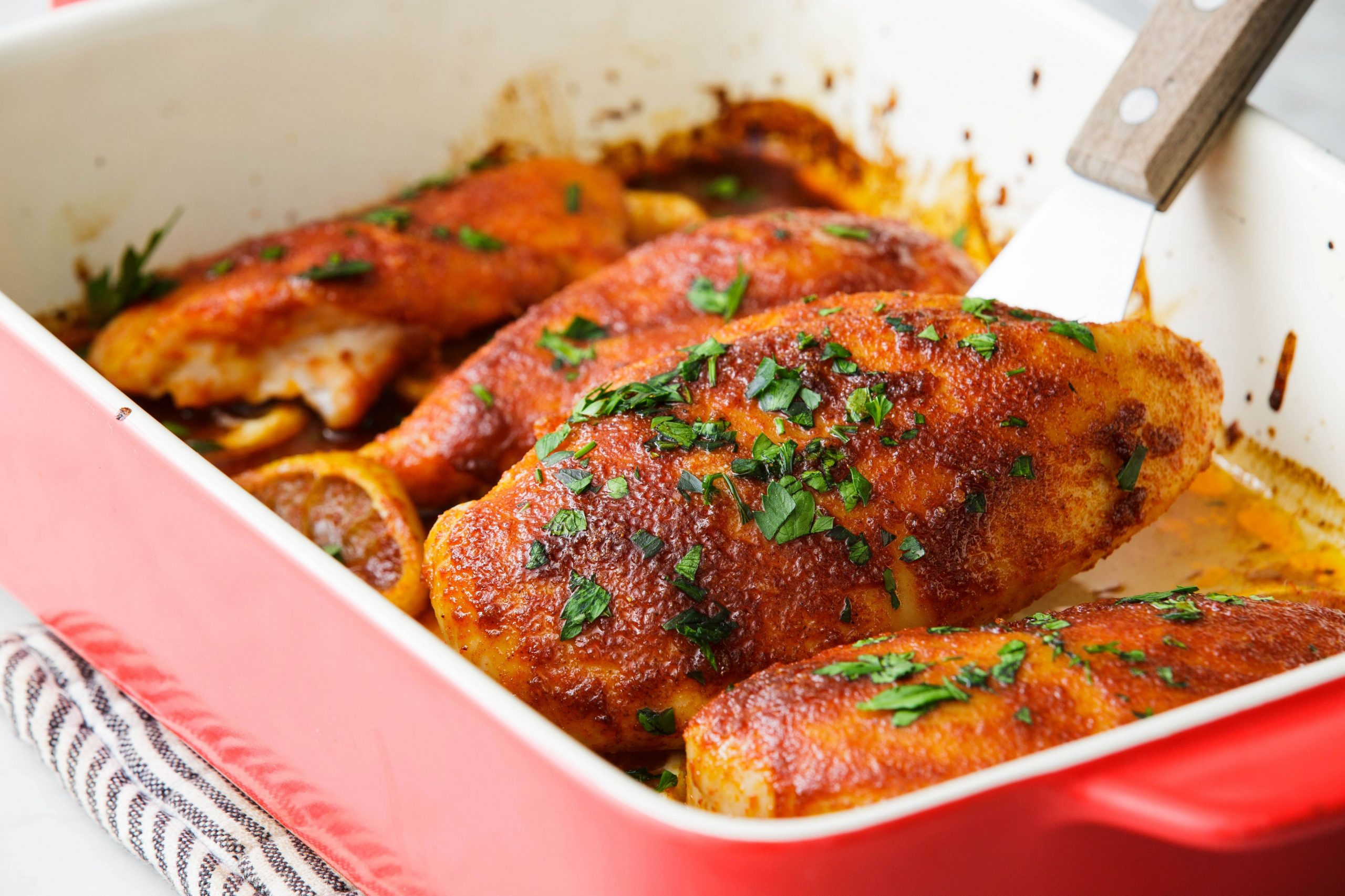 Perfect Baked Chicken Breast - Recipes Roast Chicken Breast