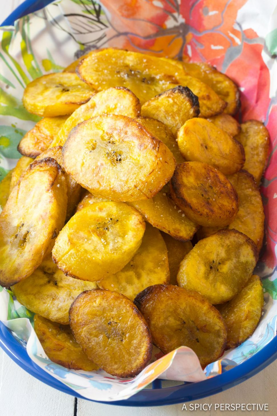 Perfect Baked Plantains Recipe (VIDEO) - A Spicy Perspective