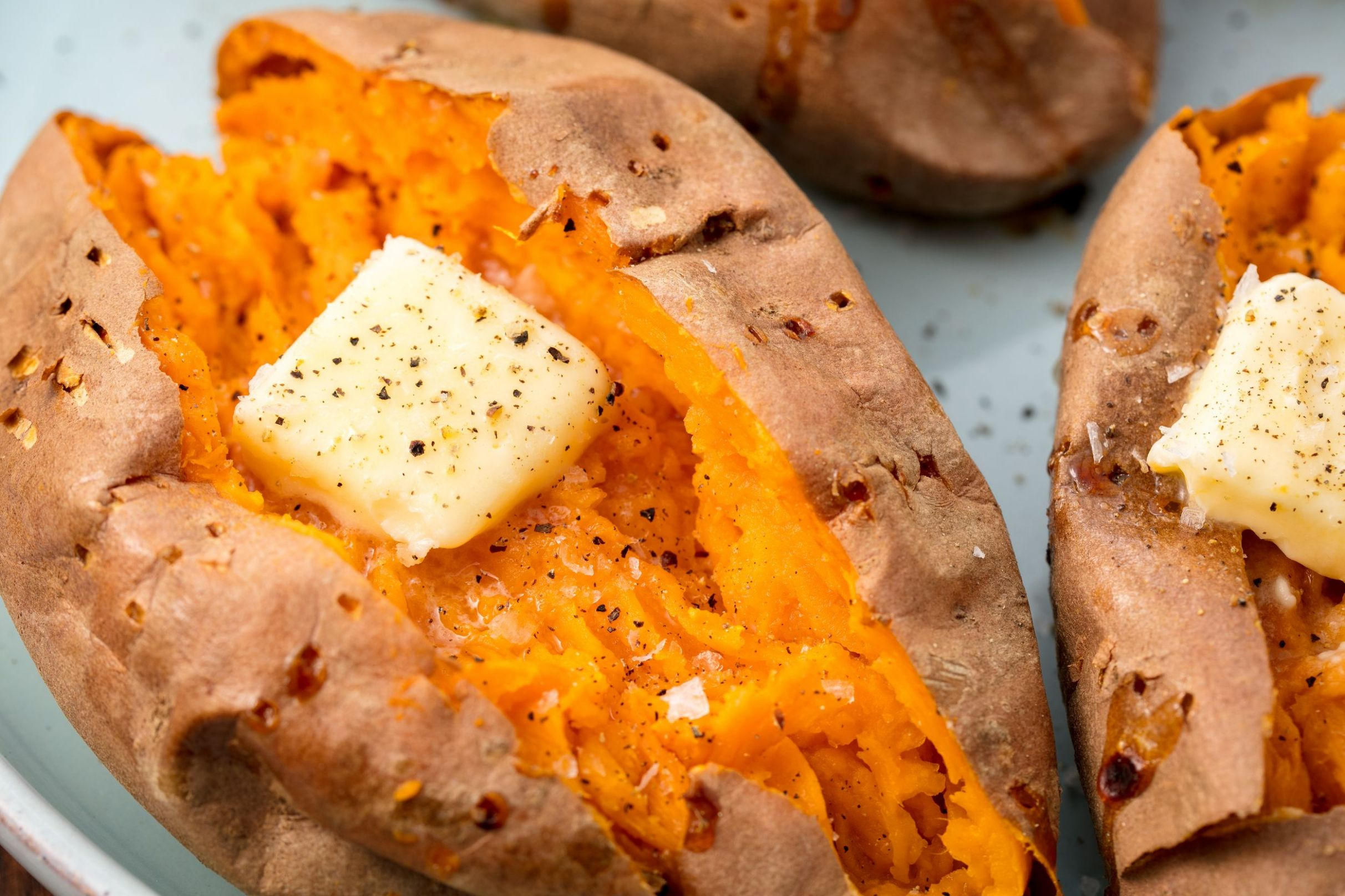 Perfect Baked Sweet Potato - Simple Yam Recipes Baked