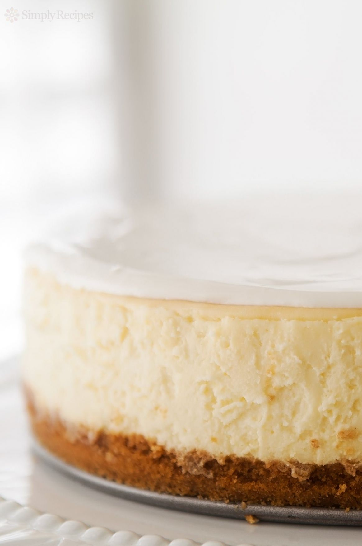 Perfect Cheesecake - Simple Recipes Cheesecake