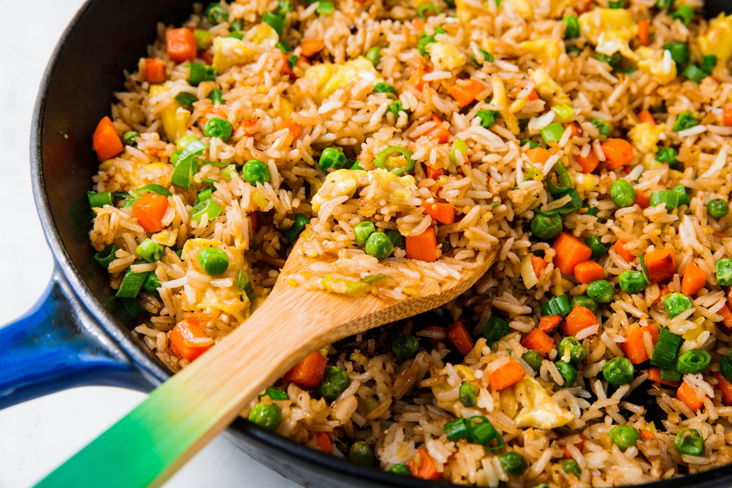 Perfect Fried Rice - Recipes Of Rice