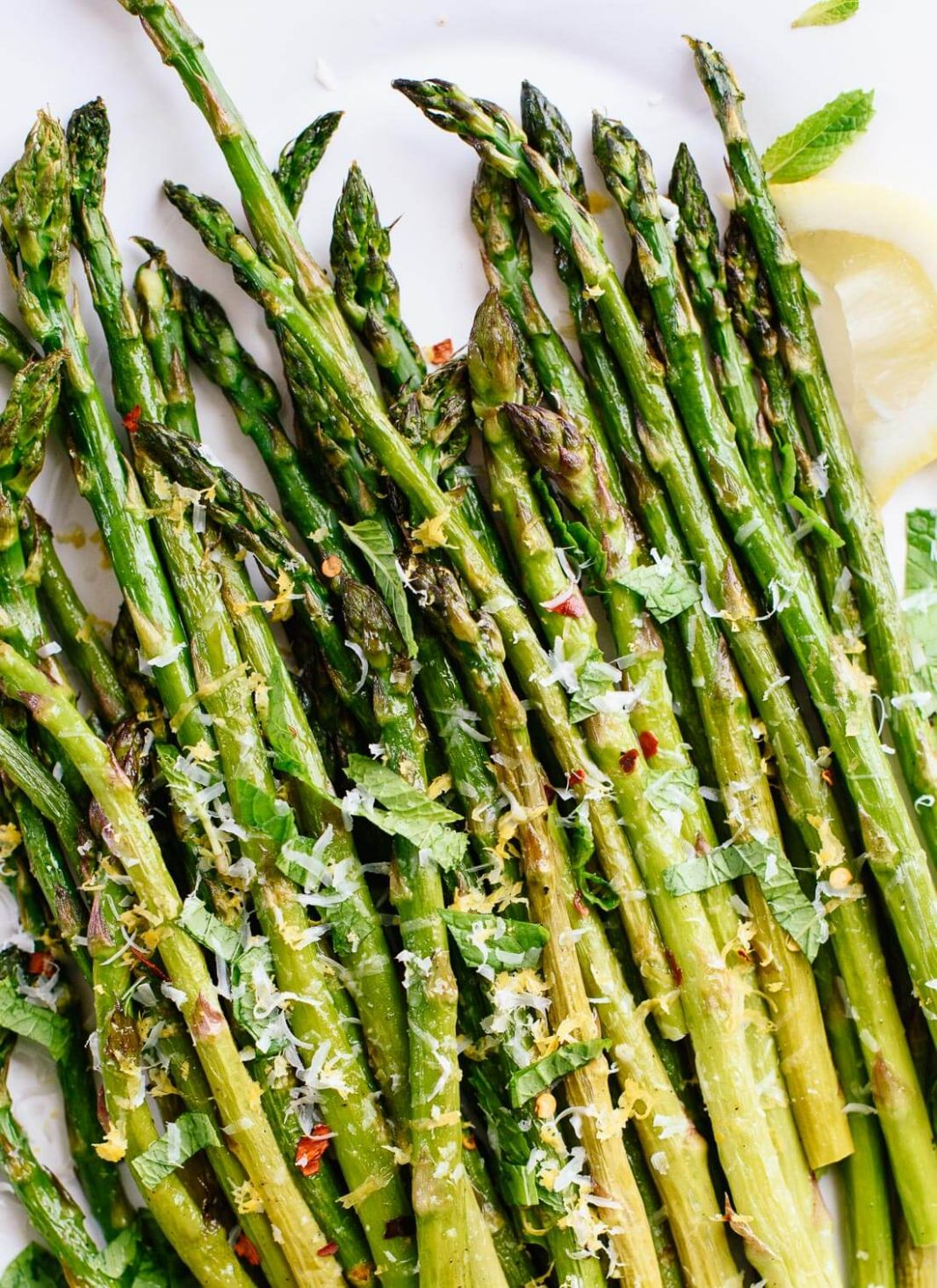 Perfect Roasted Asparagus - Recipes Cooking Asparagus