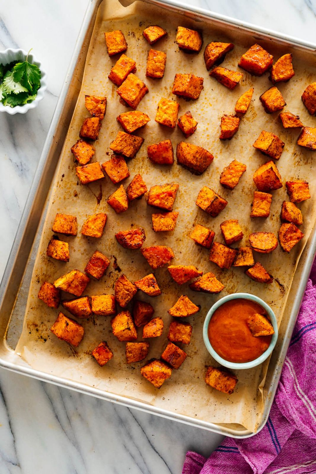 Perfect Roasted Sweet Potatoes - Recipes Potato And Sweet Potato