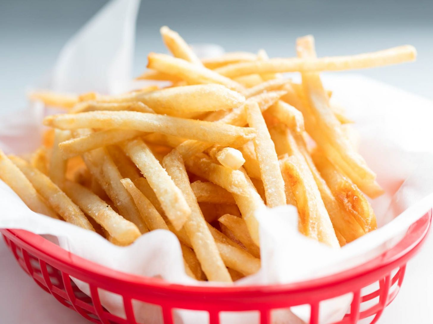 Perfect Thin and Crispy French Fries Recipe