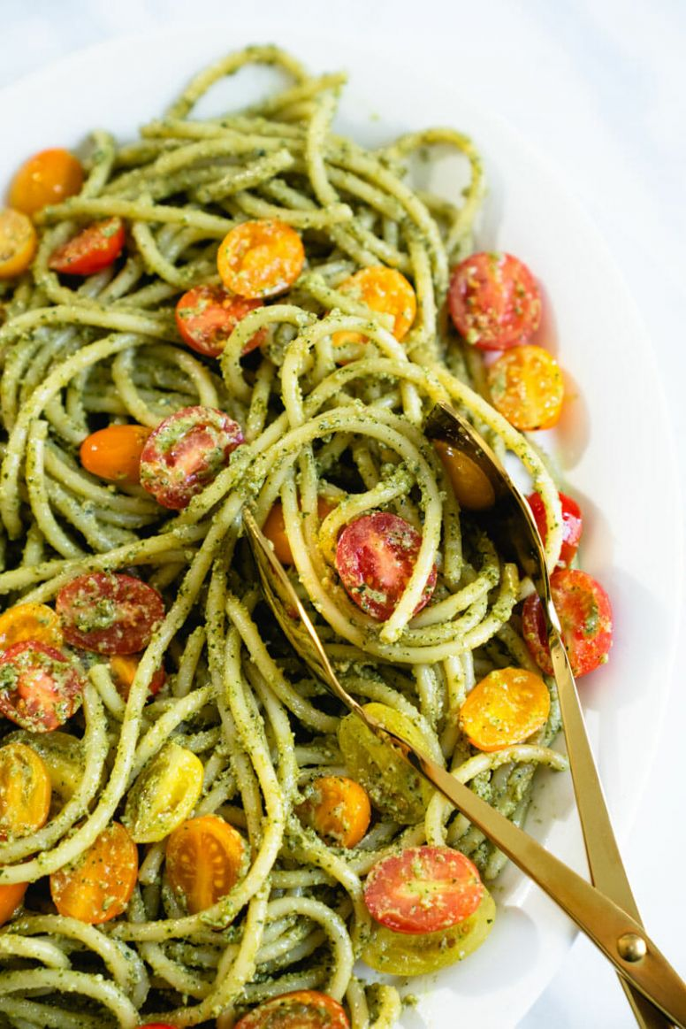 Pesto Pasta - Recipes Pasta Pesto