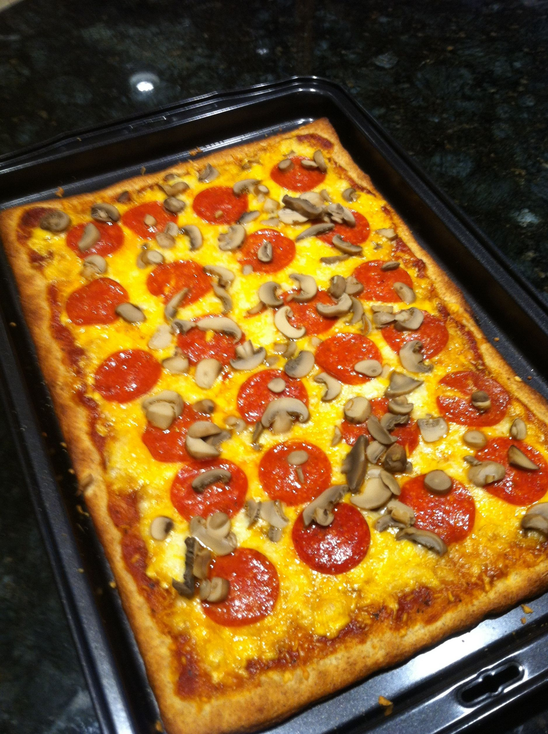 Pillsbury® Artisan Pizza Crust with Whole Grain Review and Give ...