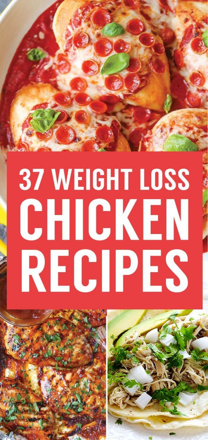 Pin on A Better Me - Healthy Recipes For Weight Loss With Chicken