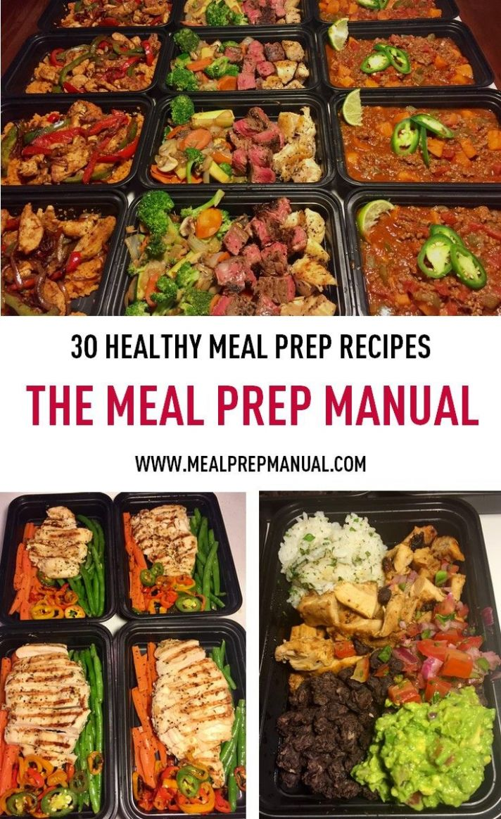 Pin on Meal Prep Recipes - Food Recipes That Help You Lose Weight