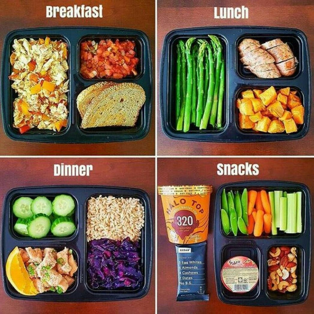 Pin on MealPrep - Healthy Lunch Recipes For Weight Loss Easy