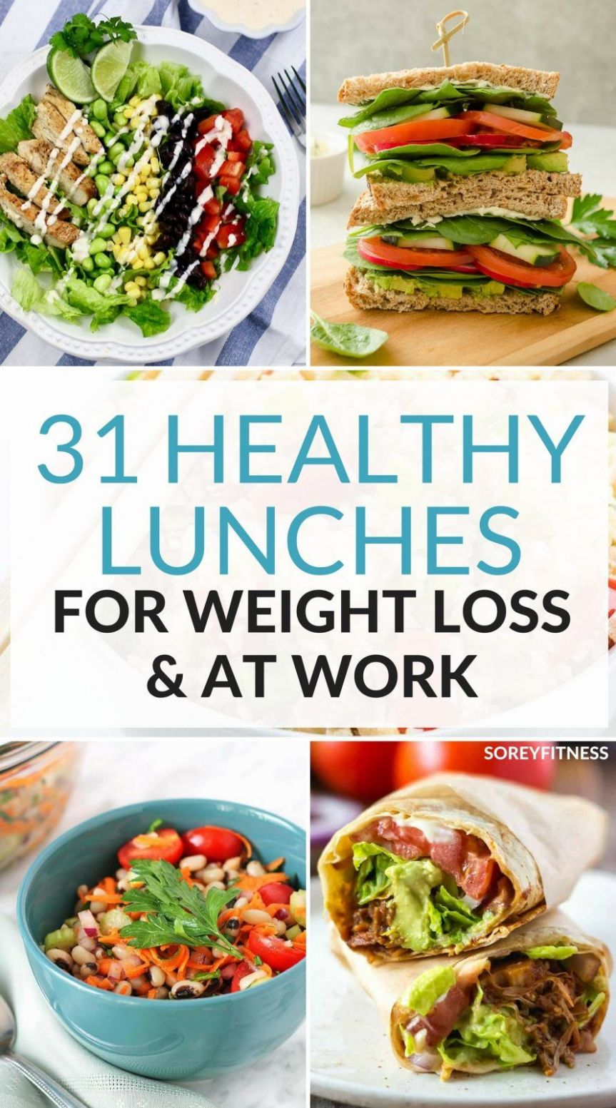 Pin on Recipes - Healthy Lunch Recipes For Weight Loss Easy