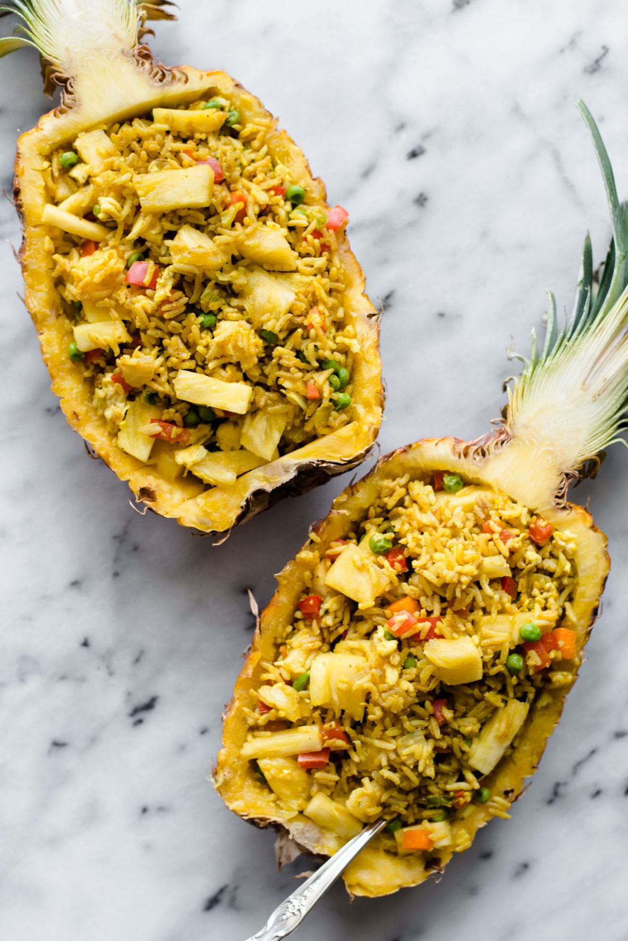 Pineapple Fried Rice | Healthy Nibbles - Recipes Rice With Pineapple