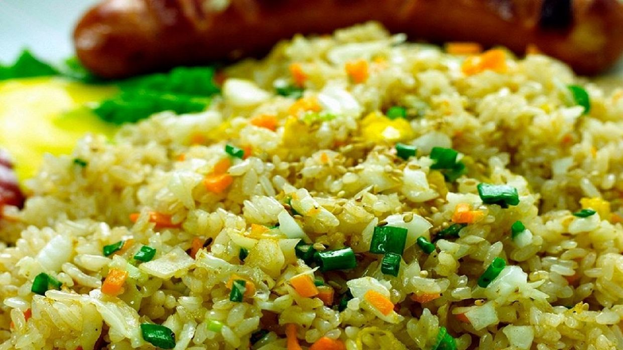 Pineapple fried rice - Video Recipe - Thai Cuisine by Bhavna - Rice Recipes Youtube