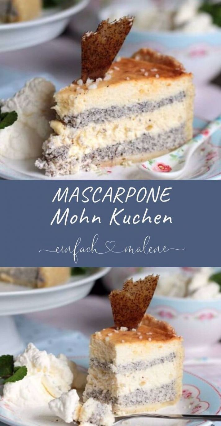 Pinterest - Deutschland in 9 | Poppy seed cake, Cake recipes
