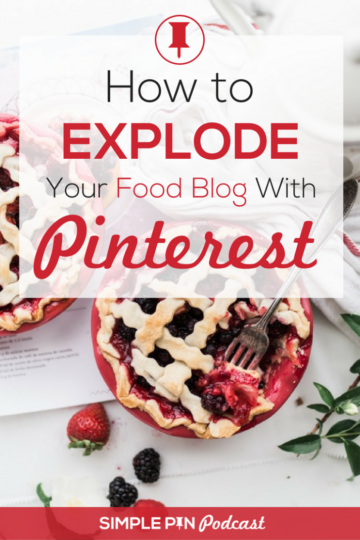 Pinterest Marketing for Food Bloggers: Strategies for Growing Your ...