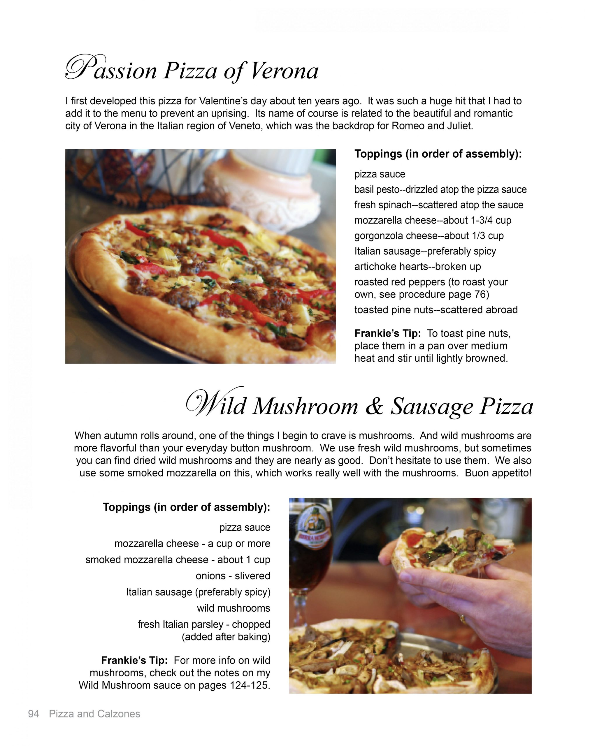 Pizza Blog #9… finding the best mozzarella for your pizza | Frankie - Pizza Recipes Pdf