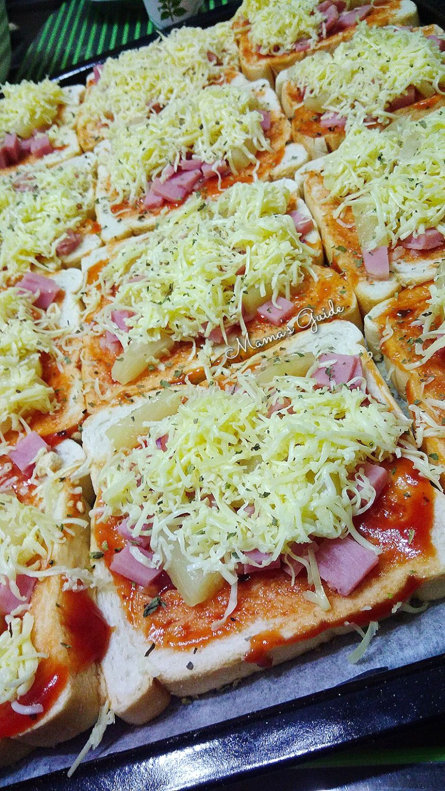 Pizza Bread - Recipes With Pizza Loaf